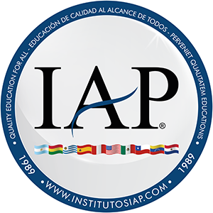 Logo IAP instituto